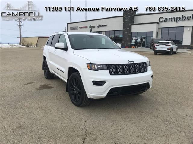 2019 Jeep Grand Cherokee Laredo (Stk: 10646A) in Fairview - Image 1 of 15