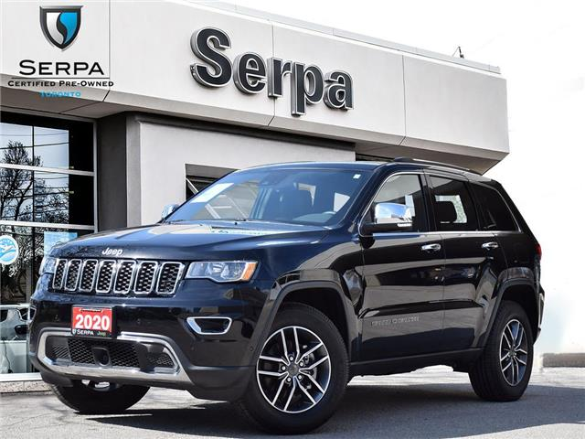 2020 Jeep Grand Cherokee Limited (Stk: P9325) in Toronto - Image 1 of 29