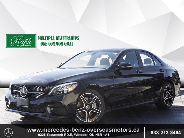 2020 Mercedes-Benz C-Class Base (Stk: M7543) in Windsor - Image 1 of 24