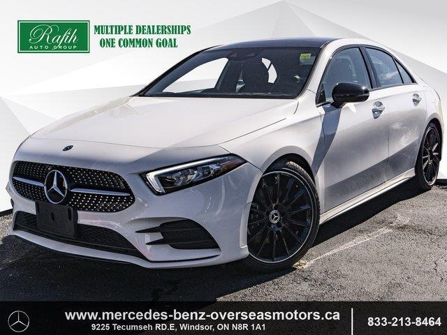 2020 Mercedes-Benz A-Class Base (Stk: M7575) in Windsor - Image 1 of 21