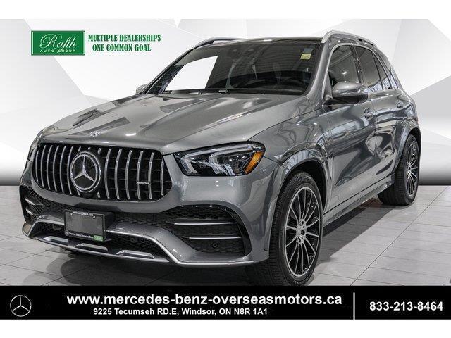 2021 Mercedes-Benz AMG GLE 53 Base (Stk: M7759) in Windsor - Image 1 of 21