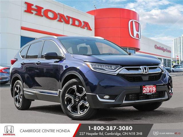 2019 Honda CR-V Touring (Stk: 21222A) in Cambridge - Image 1 of 27