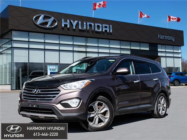 2013 Hyundai Santa Fe XL Base (Stk: P814A) in Rockland - Image 1 of 26
