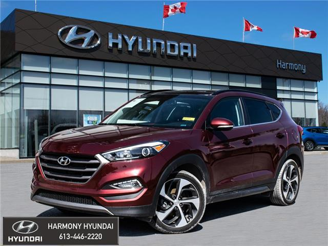 2016 Hyundai Tucson Limited (Stk: P837A) in Rockland - Image 1 of 30
