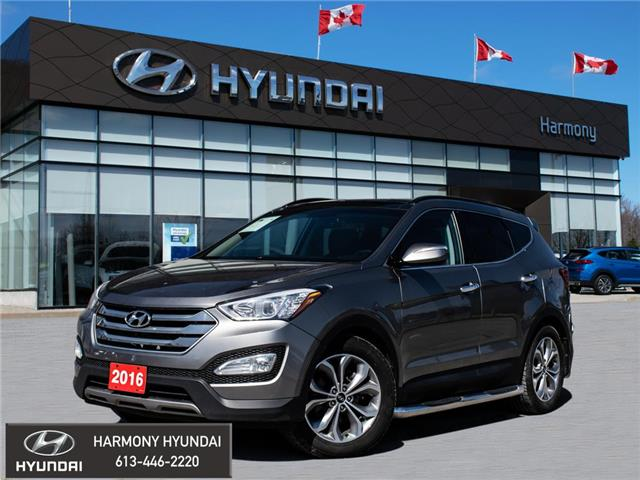 2016 Hyundai Santa Fe Sport 2.0T Limited Adventure Edition (Stk: P839A) in Rockland - Image 1 of 30