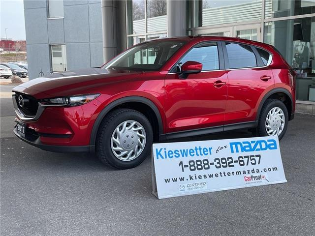 2017 Mazda CX-5 GS (Stk: 37276A) in Kitchener - Image 1 of 27