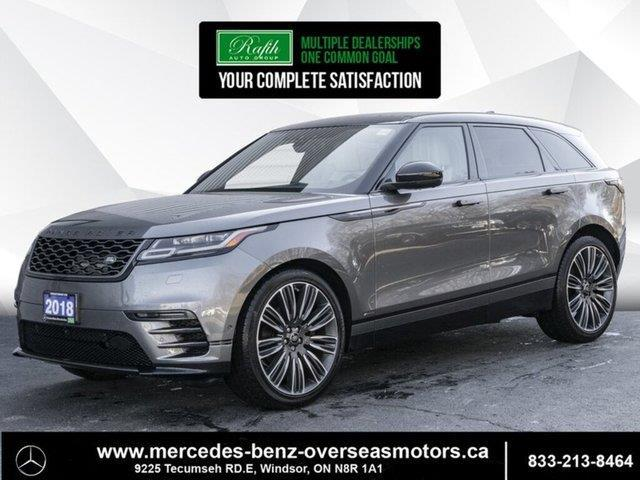 2018 Land Rover Range Rover Velar P380 First Edition (Stk: PM7940) in Windsor - Image 1 of 20