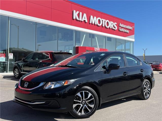 2014 Honda Civic EX (Stk: 21920A) in Gatineau - Image 1 of 19