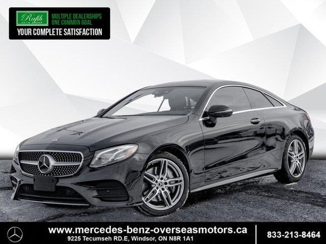 2018 Mercedes-Benz E-Class Base (Stk: PM7893) in Windsor - Image 1 of 16