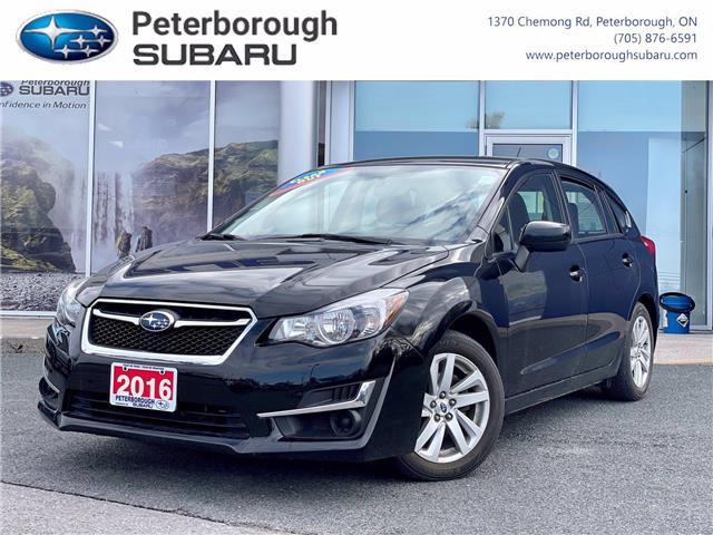 2016 Subaru Impreza 2.0i Touring Package (Stk: S4441A) in Peterborough - Image 1 of 28