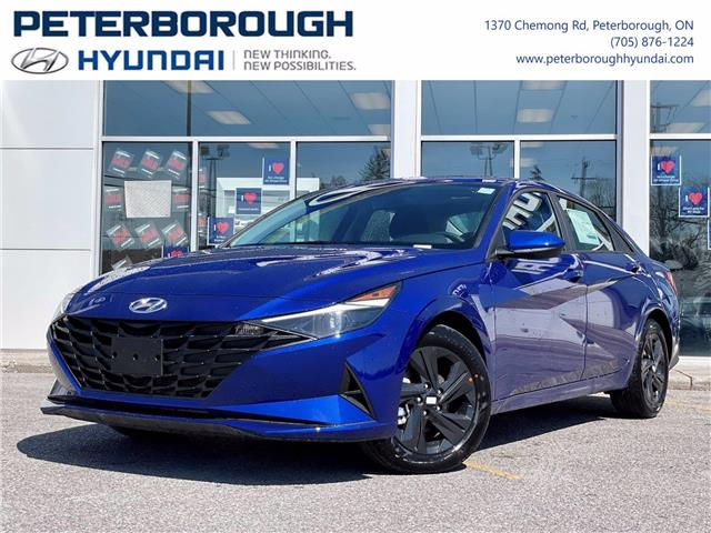 2021 Hyundai Elantra SEL (Stk: H12892) in Peterborough - Image 1 of 27