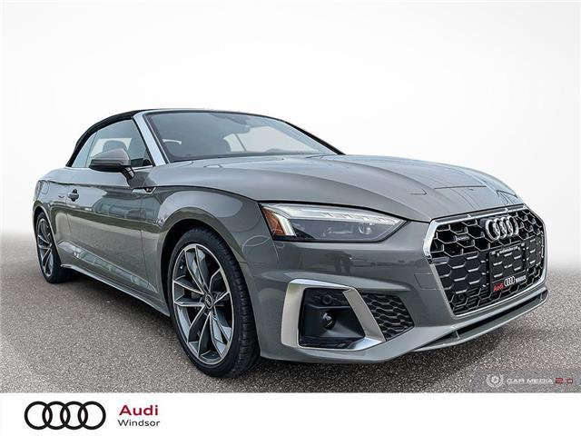 2021 Audi A5 2.0T Progressiv (Stk: 21133) in Windsor - Image 1 of 29