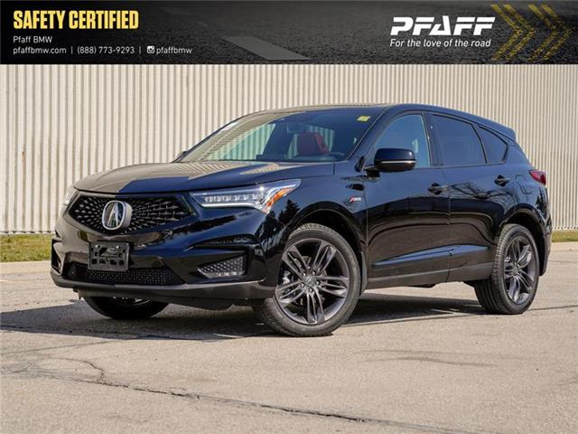 2020 Acura RDX A-Spec (Stk: U6407A) in Mississauga - Image 1 of 30