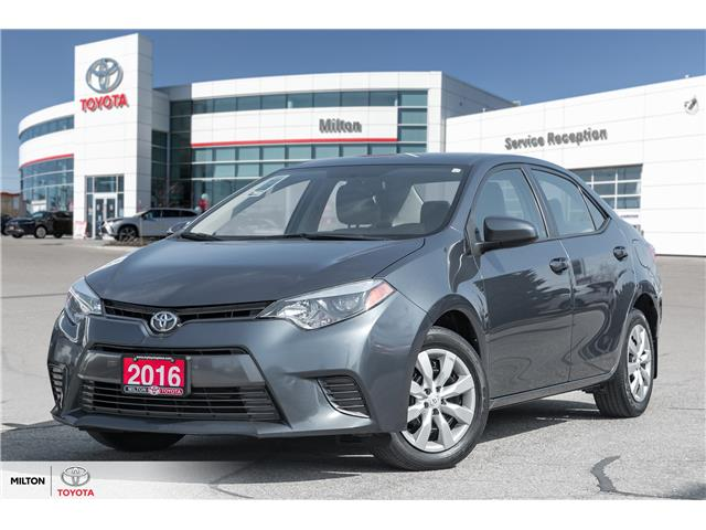 2016 Toyota Corolla LE (Stk: 570189) in Milton - Image 1 of 21