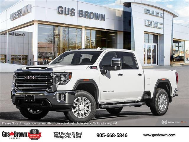 2021 GMC Sierra 2500HD SLT (Stk: F225873) in WHITBY - Image 1 of 23
