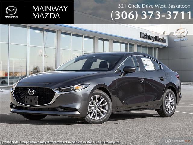2021 Mazda Mazda3 GS (Stk: M21261) in Saskatoon - Image 1 of 23