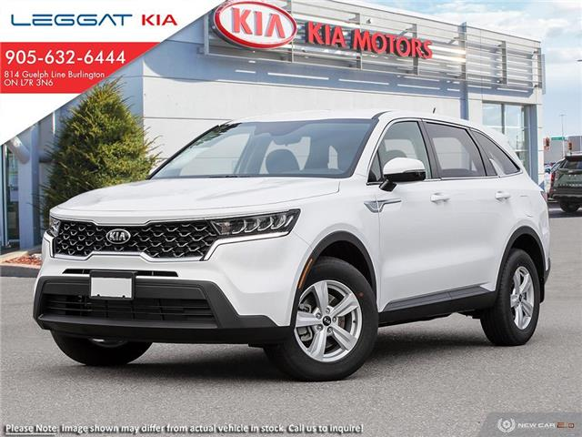 2021 Kia Sorento 2.5L LX+ (Stk: 128-21) in Burlington - Image 1 of 23