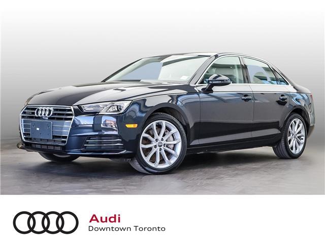 2017 Audi A4 2.0T Progressiv (Stk: P4312) in Toronto - Image 1 of 29