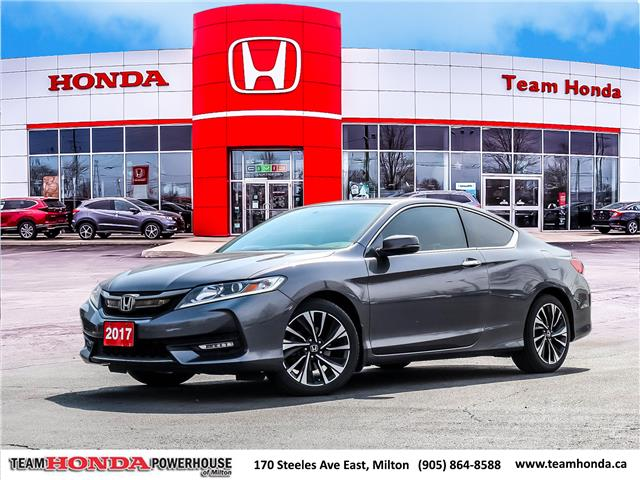 2017 Honda Accord EX (Stk: 3829) in Milton - Image 1 of 25