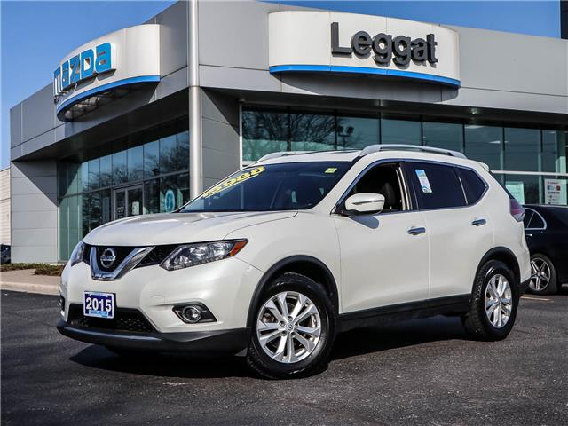 2015 Nissan Rogue S (Stk: 217270A) in Burlington - Image 1 of 26