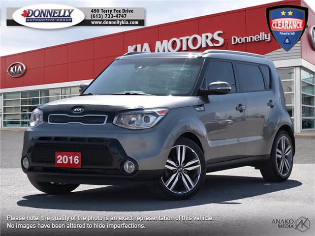 2016 Kia Soul  (Stk: KU2504) in Kanata - Image 1 of 30