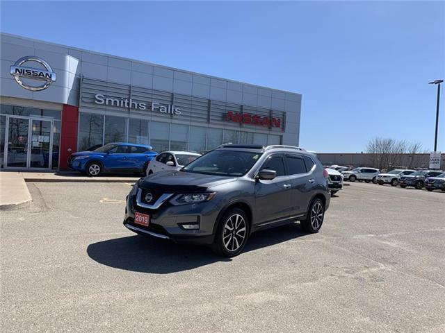 2019 Nissan Rogue SL (Stk: 21-098A) in Smiths Falls - Image 1 of 18