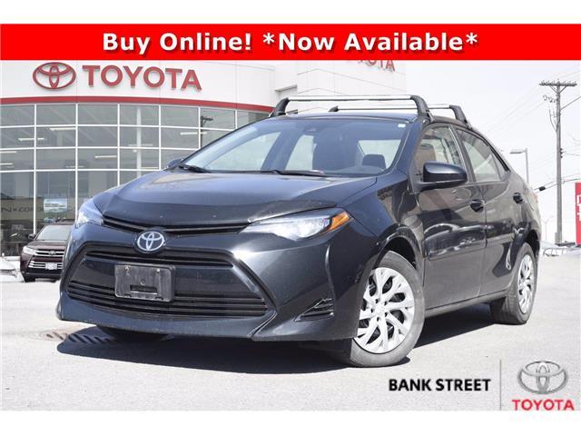 2017 Toyota Corolla LE (Stk: 29058A) in Ottawa - Image 1 of 21