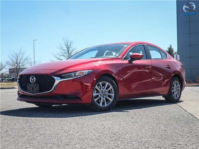 2019 Mazda Mazda3  (Stk: 12058A) in Ottawa - Image 1 of 5