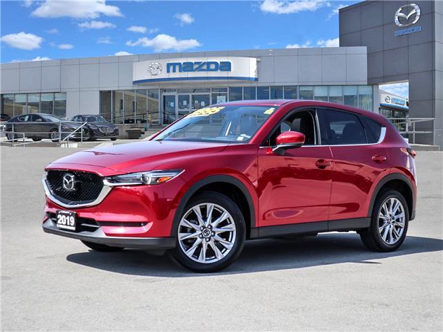 2019 Mazda CX-5  (Stk: HN3091A) in Hamilton - Image 1 of 27