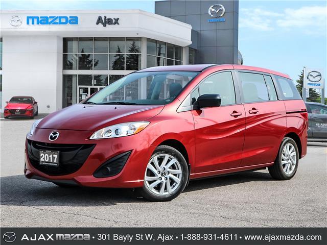 2017 Mazda Mazda5 GS (Stk: P5765) in Ajax - Image 1 of 24