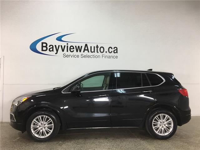 2018 Buick Envision Preferred (Stk: 37762W) in Belleville - Image 1 of 27
