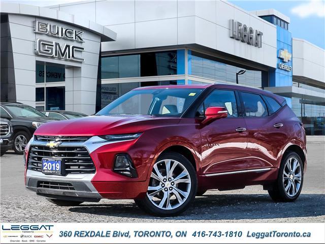 2019 Chevrolet Blazer Premier (Stk: T11787) in Etobicoke - Image 1 of 29