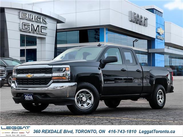 2016 Chevrolet Silverado 1500  (Stk: T11785A) in Etobicoke - Image 1 of 24