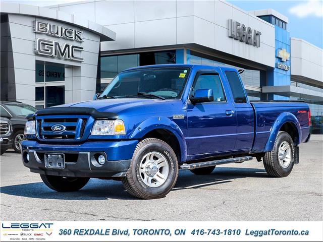 2011 Ford Ranger  (Stk: T11797A) in Etobicoke - Image 1 of 25
