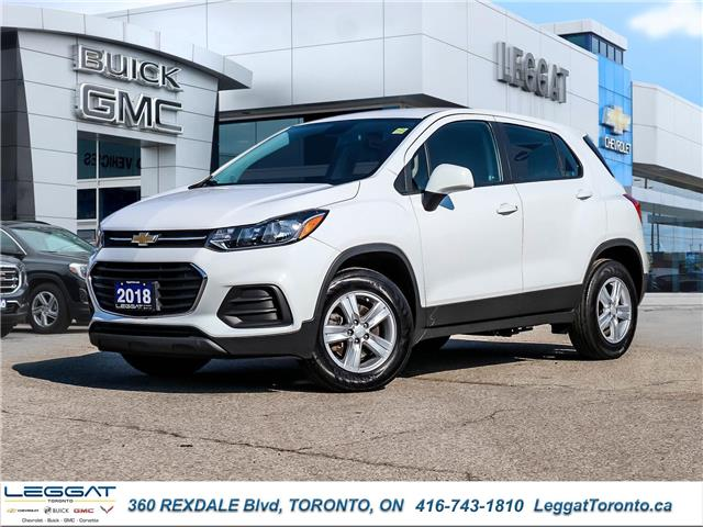 2018 Chevrolet Trax LS (Stk: T11802) in Etobicoke - Image 1 of 30