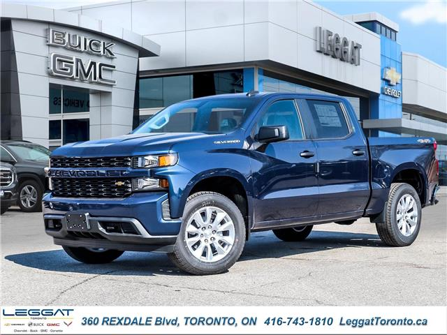 2021 Chevrolet Silverado 1500 Custom (Stk: 268686) in Etobicoke - Image 1 of 30