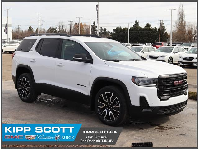2021 GMC Acadia SLE (Stk: 73816) in Red Deer - Image 1 of 33