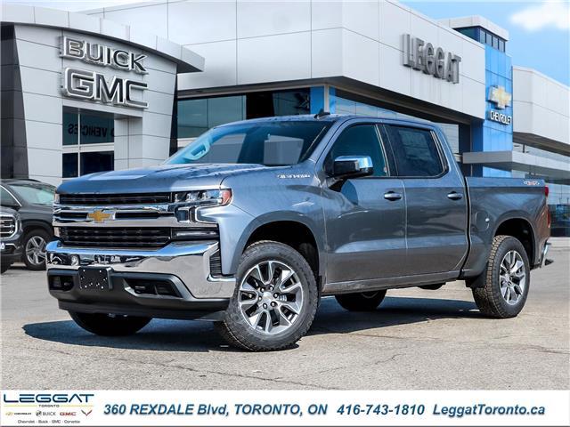 2021 Chevrolet Silverado 1500 LT (Stk: 278393) in Etobicoke - Image 1 of 30