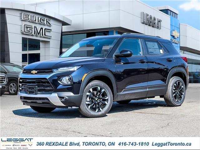 2021 Chevrolet TrailBlazer LT (Stk: 132122) in Etobicoke - Image 1 of 30