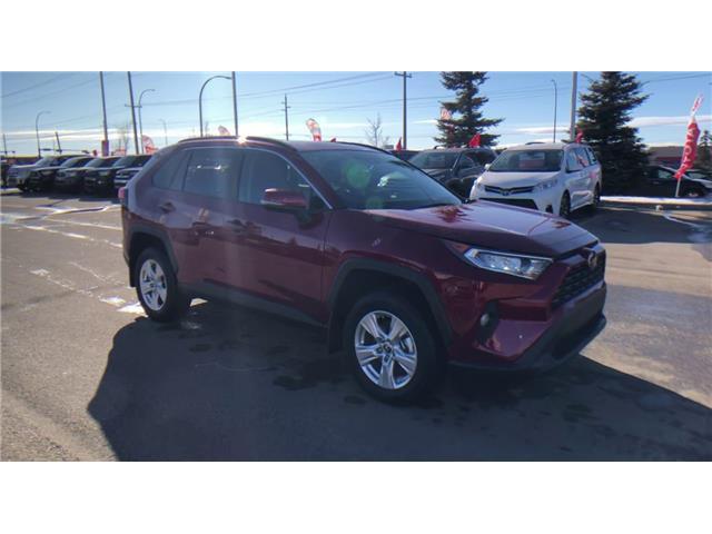 2021 Toyota RAV4 XLE (Stk: 210517) in Calgary - Image 1 of 22