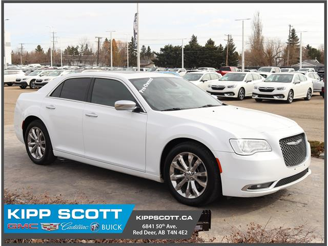 2015 Chrysler 300C Platinum 2C3CCASG2FH792875 92875U in Red Deer