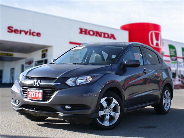 2016 Honda HR-V EX-L (Stk: 21-039A) in Vernon - Image 1 of 21