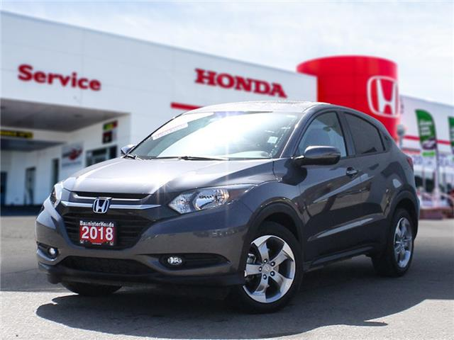 2018 Honda HR-V EX (Stk: 21-056A) in Vernon - Image 1 of 20