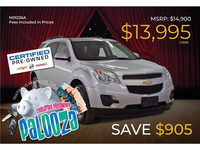 2014 Chevrolet Equinox 1LT (Stk: M01236A) in Watrous - Image 1 of 43