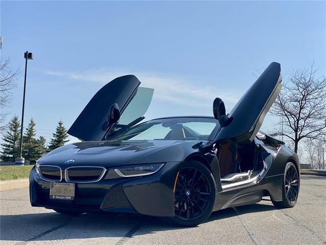 2019 BMW i8 Base (Stk: B21090-1) in Barrie - Image 1 of 17