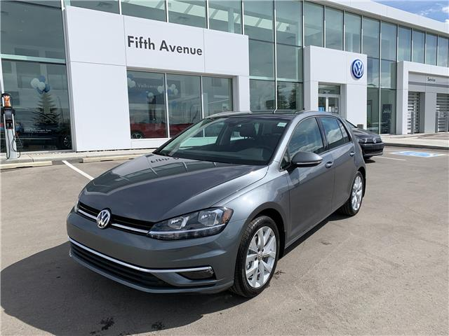 2021 Volkswagen Golf Highline (Stk: 21189) in Calgary - Image 1 of 16