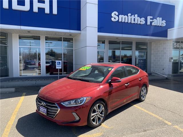 2017 Hyundai Elantra Limited (Stk: T13571) in Smiths Falls - Image 1 of 7