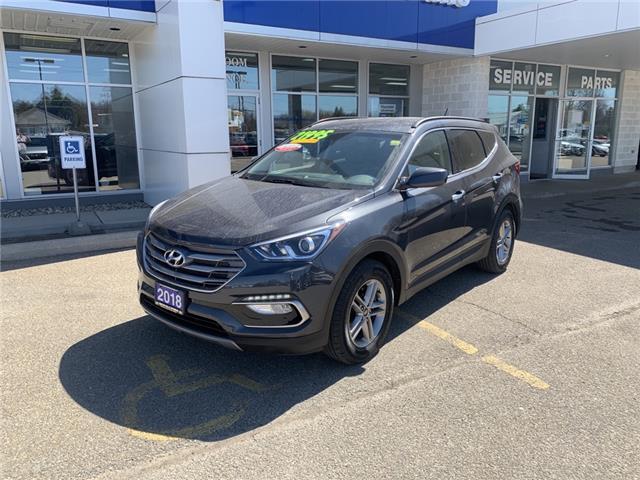 2018 Hyundai Santa Fe Sport 2.4 Base (Stk: P32381) in Smiths Falls - Image 1 of 8