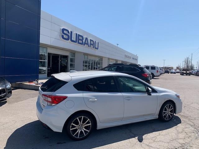 2018 Subaru Impreza Sport (Stk: P970) in Newmarket - Image 1 of 7