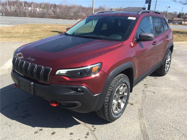 2021 Jeep Cherokee Trailhawk (Stk: 6936) in Sudbury - Image 1 of 17